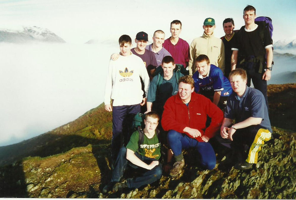 Hillwalking Team