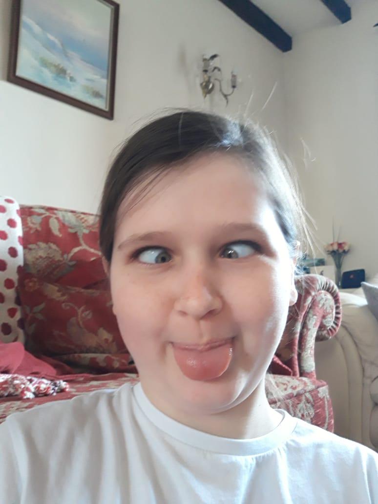 Emily's Funny Smile