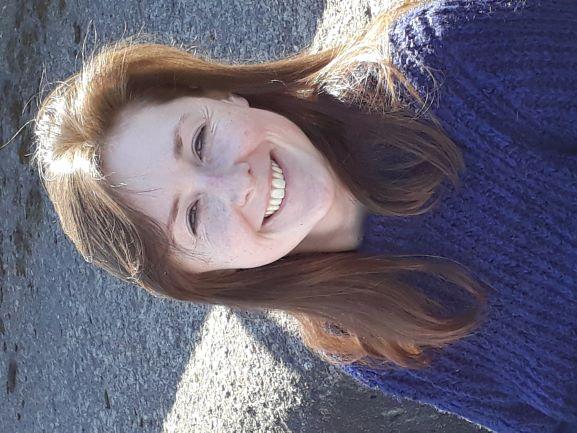 Smile No 244. Leonie  from Newhaven, Edinburgh.