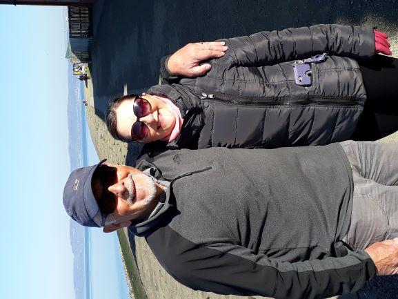 Smiles Nos 239-240. Stewart and Marie from Blackhall, Edinburgh.
