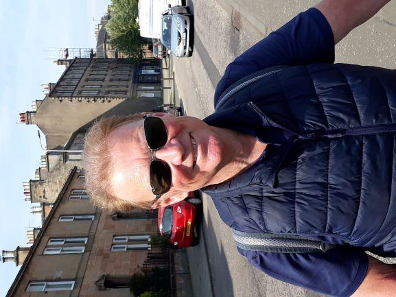Smile No. 275 Brian from Barnton, Edinburgh.