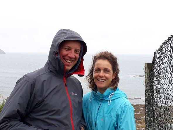 Smiles Nos.282-283 Craig and Sarah from North Berwick.