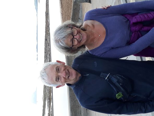 Smiles Nos.285-286 Friends Wendy and Will from North Berwick.