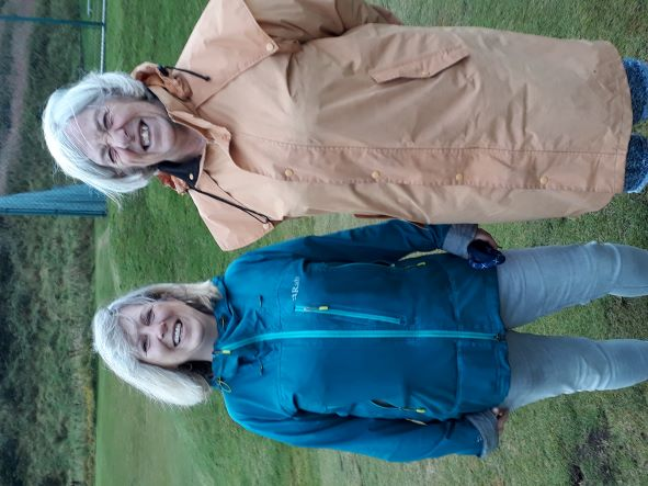 Smiles Nos.311-312 Hilary and Sandy from North Berwick