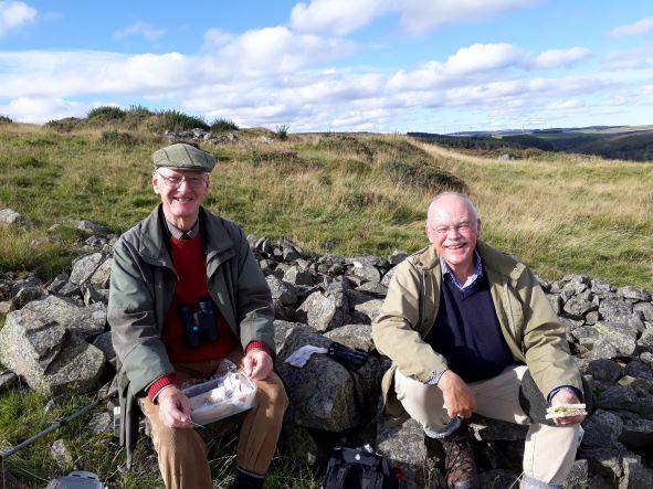 Smiles Nos.321-322 Richard and Richard from Berwick Upon Tweed