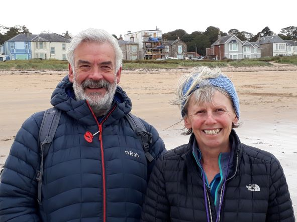 Smiles Nos.326-327 Joanne and Paul from Swaledale, North Yorkshire.